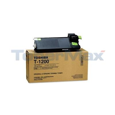 TOSHIBA DP1200 TONER BLACK